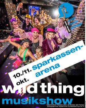 2020-10 JT Wild Things Sparkassen-Arena