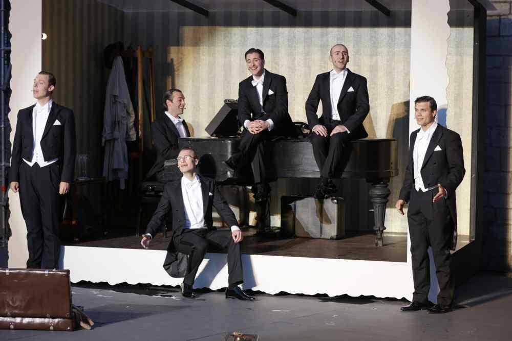 Die Comedian Harmonists 2 in Bad Gandersheim